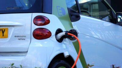 Newest battery technology for electric cars.