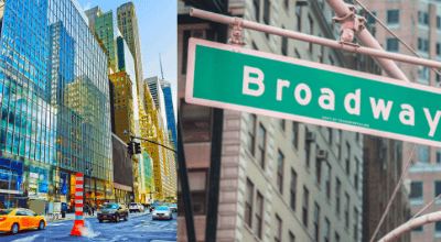 Broadway, United States of America